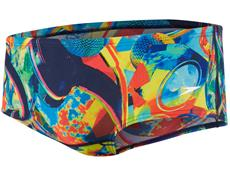Speedo Blast Boom Flipturns Print Badehose Brief 14 cm - Endurance+