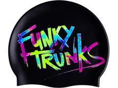 Funky Trunks Trunk Tag Silikon Badekappe