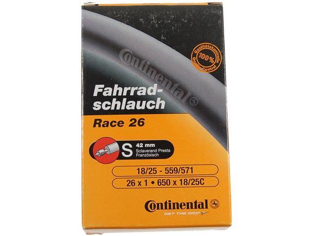 Continental Race 26 18/25-559/571 SV 42 mm Schlauch