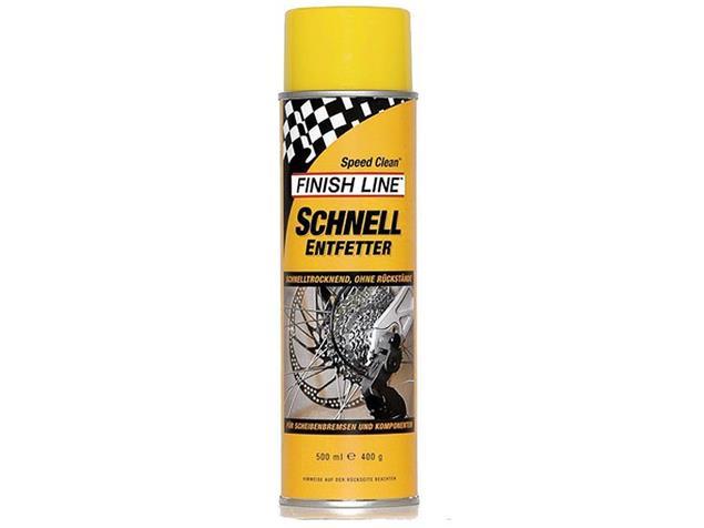 Finish Line Speed Clean Schnellentfetter 500 ml