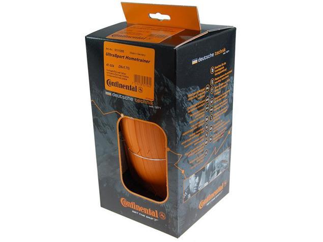 Continental Ultra Sport Hometrainer 47-559 Faltreifen schwarz