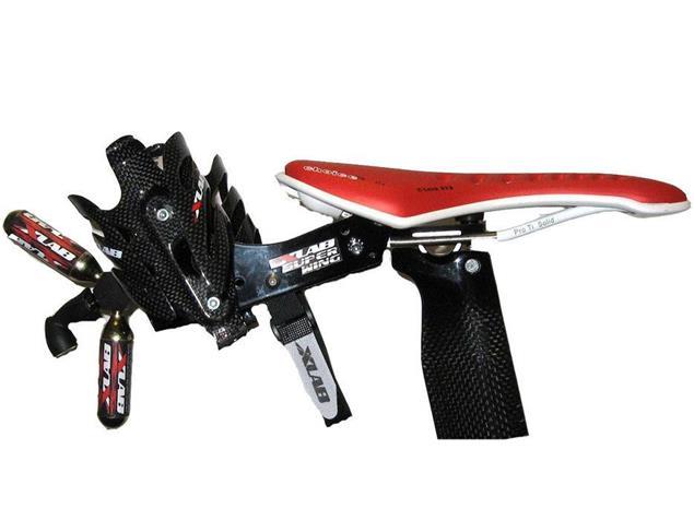 Xlab Super Wing Flaschenhalter-Adapter - schwarz