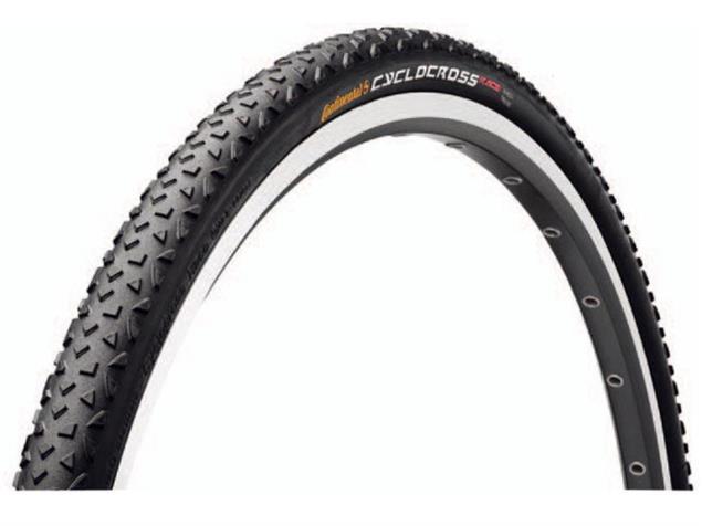 Continental Cyclocross Race 35-622 Reifen schwarz