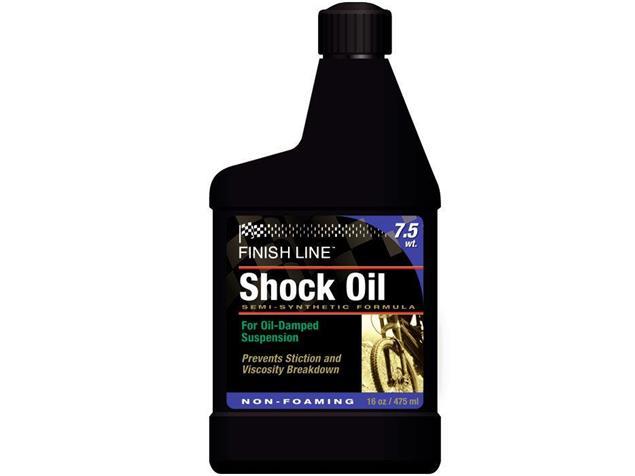 Finish Line Shock Oil 7.5 WT Federgabelöl 470 ml
