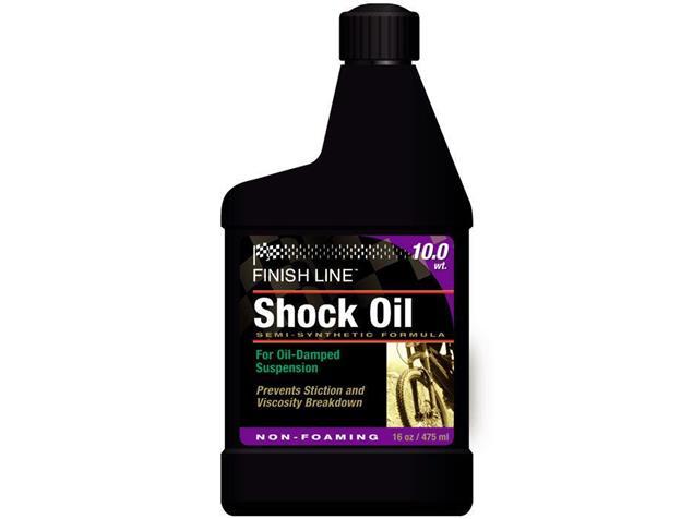 Finish Line Shock Oil 10 WT Federgabelöl 470 ml