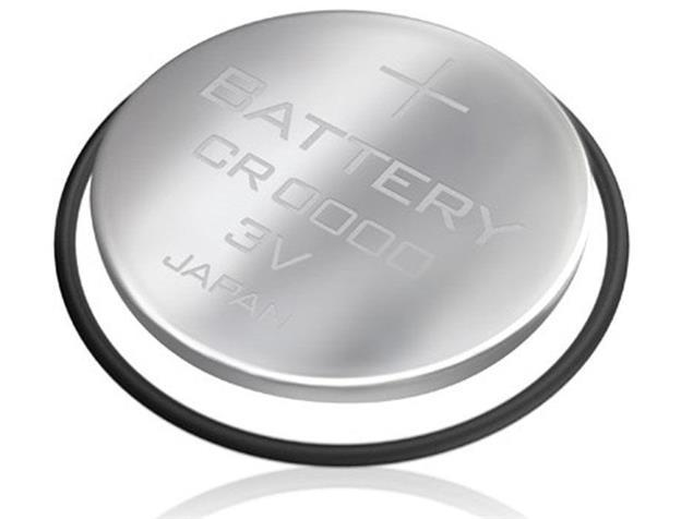 Polar CR2354 Batterie für CS400/CS500/CS600/X