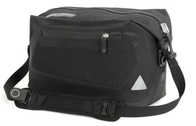 Ortlieb Trunk-Bag Gepäckträgertasche mit Ortlieb Adapter - schwarz