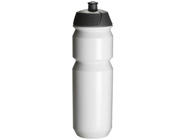 Tacx Shiva Trinkflasche 0,75 Liter - weiss