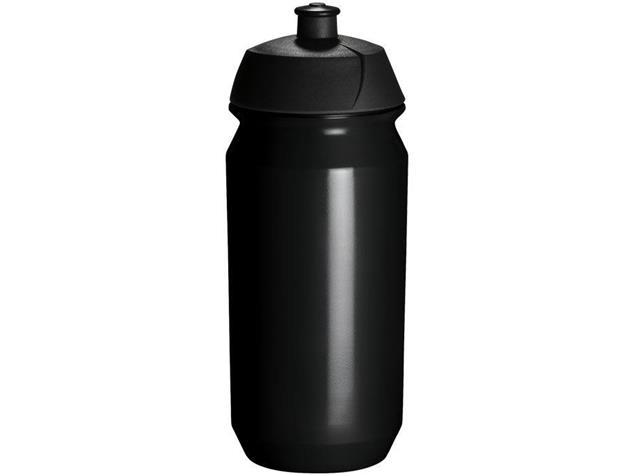 Tacx Shiva Trinkflasche 0,5 Liter - schwarz