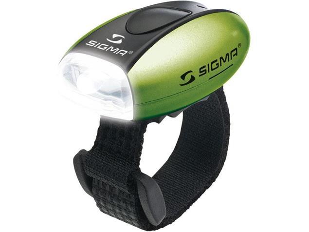 Sigma Micro LED Sicherheitsleuchte weiße LEDs - grün
