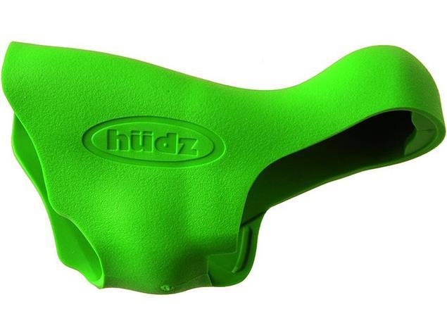 Hüdz Shimano 7900 Bremsgriffgummi - green