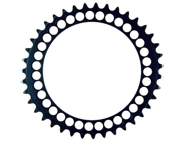 Rotor Q-Ring Campa Kettenblatt 40 Zähne schwarz 135er Lochkreis