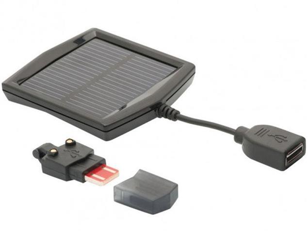 Blackburn Flea Solar USB Panel Ladeteil