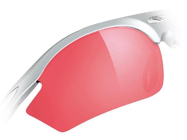 Rudy Project Noyz Ersatzglas racing red