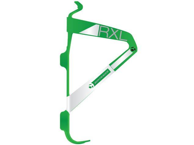 Bontrager Race X-Lite Carbon Flaschenhalter - signature green