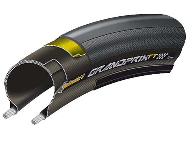 Continental Grand Prix TT 23-622 Faltreifen