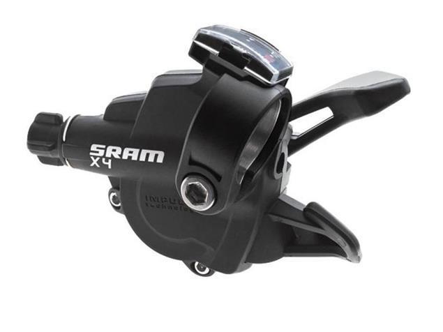 SRAM X.4 Trigger Schalthebel 3-fach links