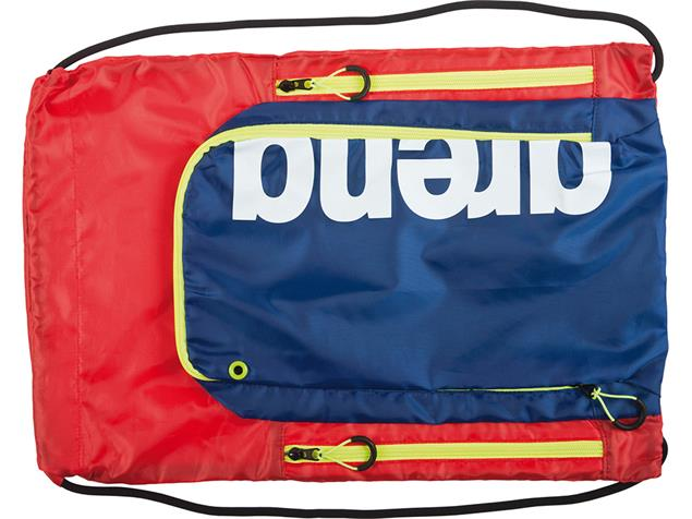 Arena Fast Sack Pack Tasche - red/blue