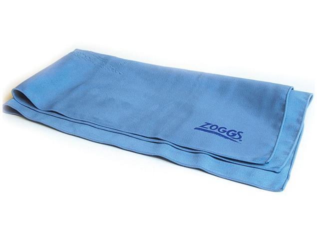 Zoggs Elite Towel Microfaser Handtuch 80x40 cm