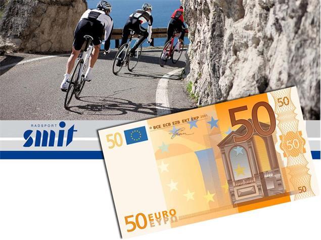 Beispiel Wertguschein - 50 Euro - Motiv 3