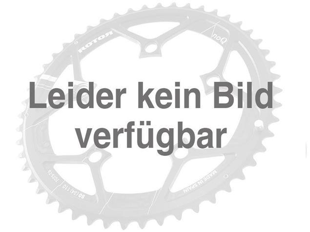 Rotor No-Q Kettenblatt 52 Zähne schwarz 110er Lochkreis