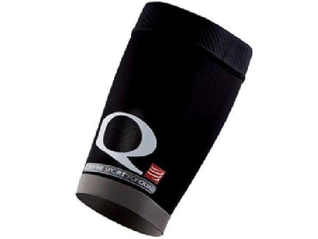 Compressport ForQuad Sleeves - T2 black