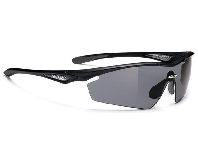 Rudy Project Spaceguard Brille matte black/smoke black