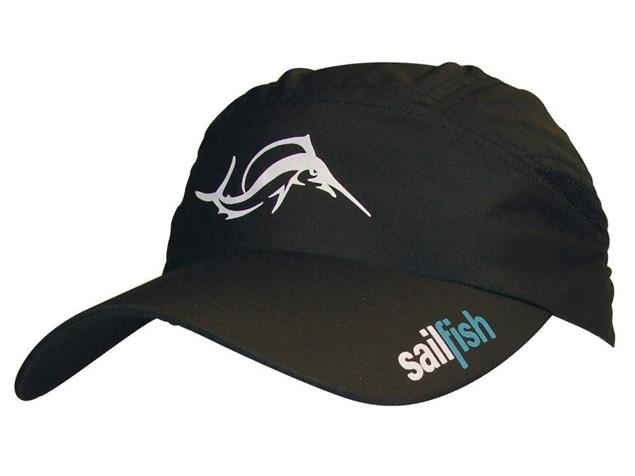 Sailfish Running Cap - Onesize black