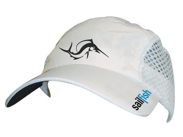 Sailfish Running Cap - Onesize white