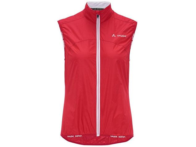 Vaude Air Vest II Women Windweste - 36 red