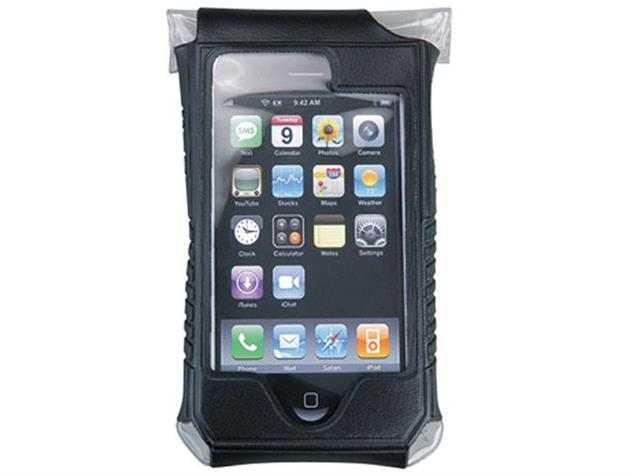 Topeak SmartPhone iPhone 4/4S Dry Bag schwarz