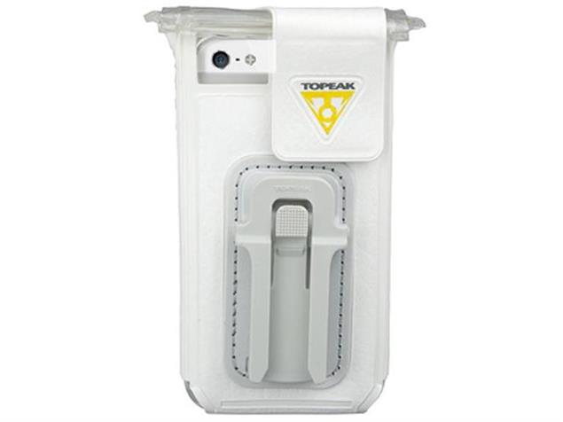 Topeak SmartPhone iPhone 5 Dry Bag weiss