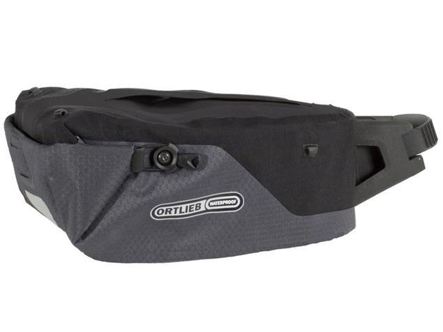 Ortlieb Seatpost-Bag M Satteltasche schiefer/schwarz