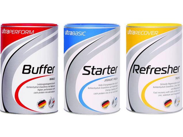 ULTRA Sports Starter/Buffer/Refresher Drink-Set