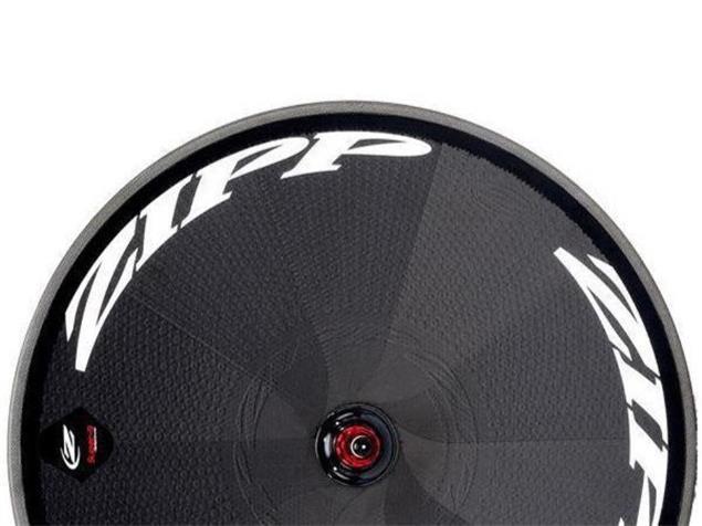 Zipp Disc Super 9 Tubular Scheibenrad - Shimano/SRAM Schlauchreifen weiss