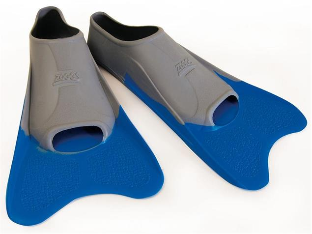 Zoggs Ultra Blue Training Finz Schwimmflossen - 41-42