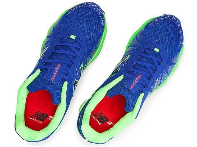 New Balance M890 BG4 Laufschuh - 10 blue/green