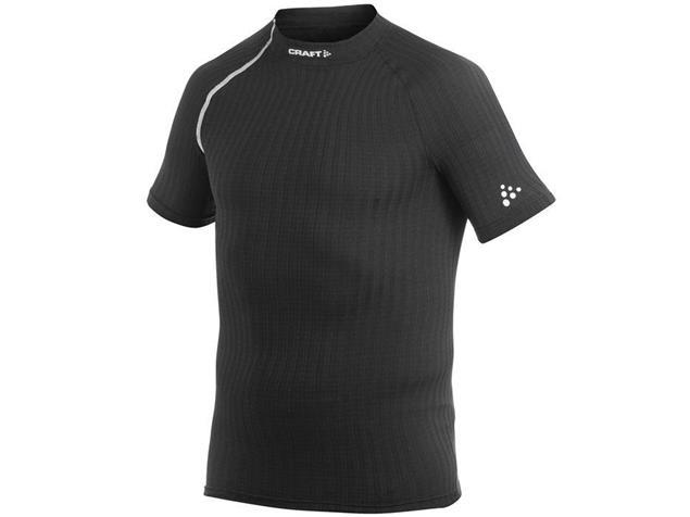 Craft Active Extreme SS Kurzarm-Shirt - XXL schwarz/silber
