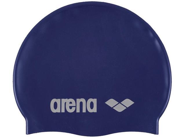 Arena Classic Silikon Badekappe - denim