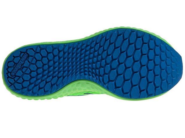New Balance KJ980 GBY Laufschuh - 3,5 green/blue