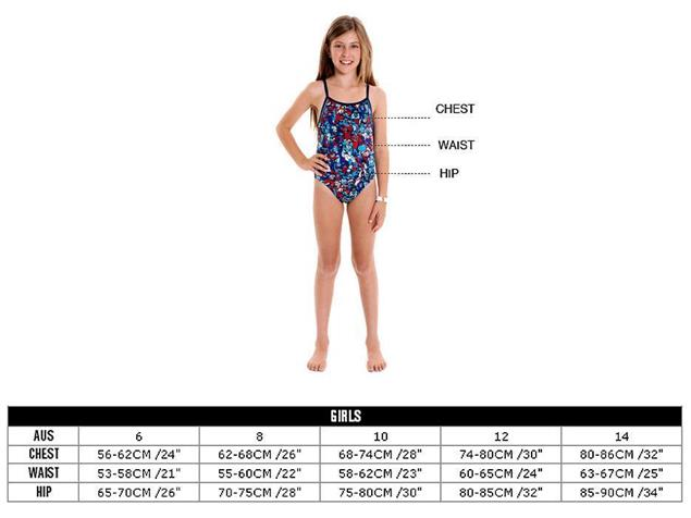 Funkita Garden Night Girls Underwear Brief - 14