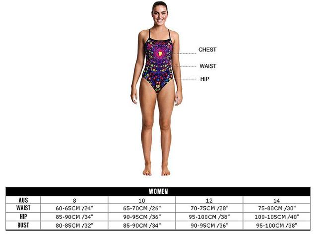 Funkita Garden Night Ladies Underwear Brief - 10