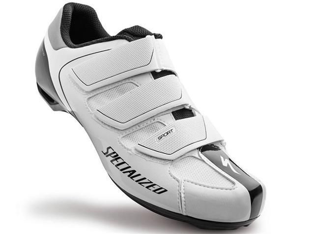 Specialized Sport Road Rennrad Schuh - 47 white/black