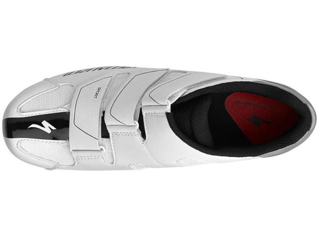 Specialized Sport Road Rennrad Schuh - 45 white/black