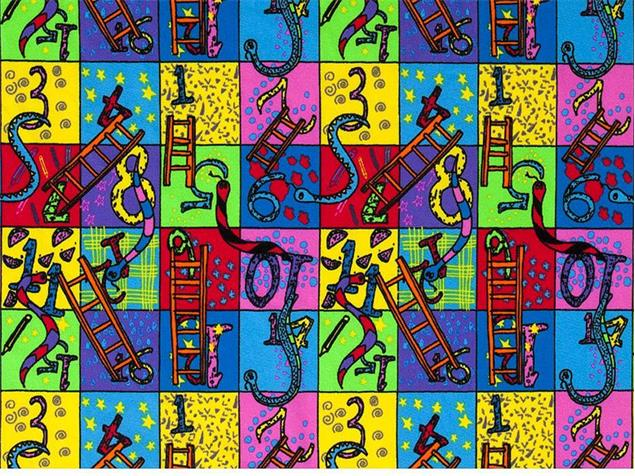 Funkita Slippery Snakes Toddler Girls Badeanzug - 6