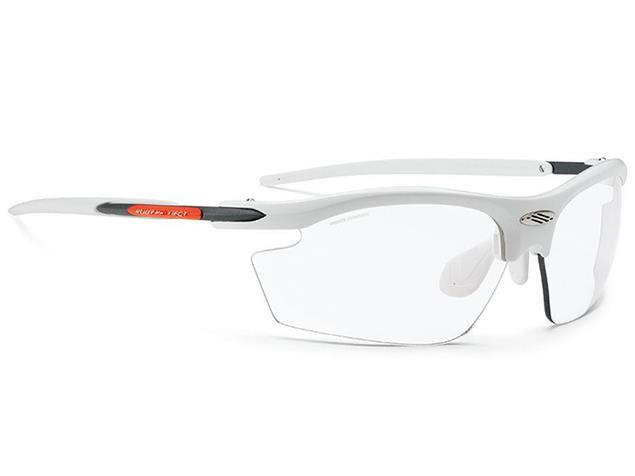 Rudy Project Rydon Brille white gloss/impactX photochromic 2black