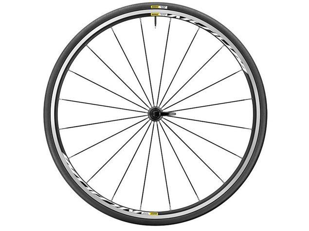 Mavic Aksium Elite 25 Laufradsatz - Shimano/SRAM Drahtreifen