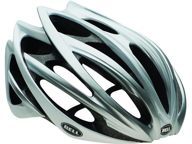 Bell Gage 2015 Helm - M white ombre