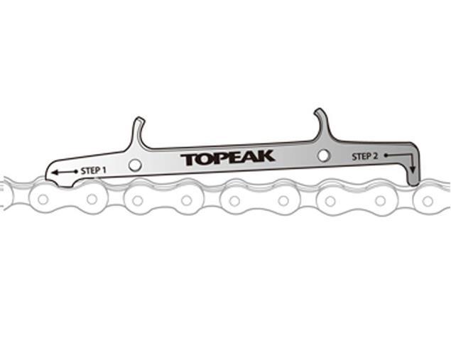 Topeak Chain Hook & Wear Indicator