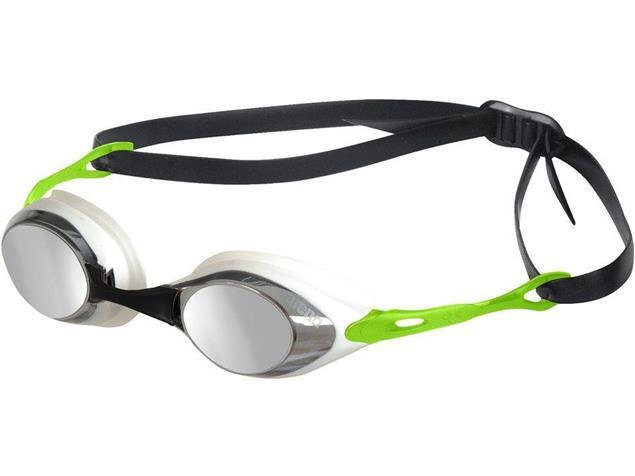Arena Cobra Mirror Schwimmbrille 92354 - smoke/silver/green